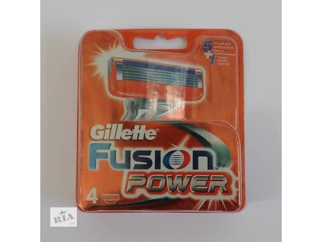 продам Gillette Fusion Power - 4шт бу в Львове