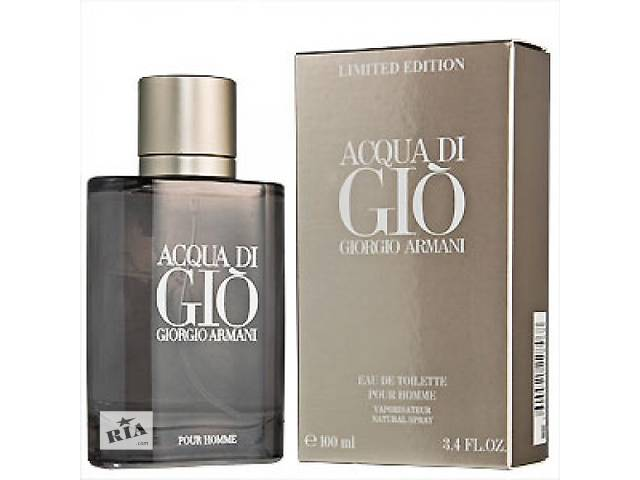 бу Giorgio Armani Acqua di Gio Limited Edition в Киеве