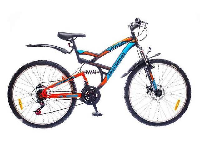 """бу Гірський Велосипед 26"""" Discovery CANYON AM2 14G DD в Тернополе"""