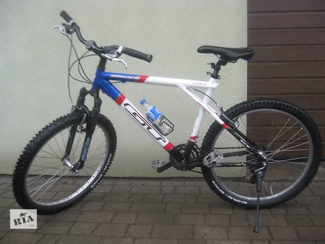 купить бу горный велосипед GT 26 в Львове