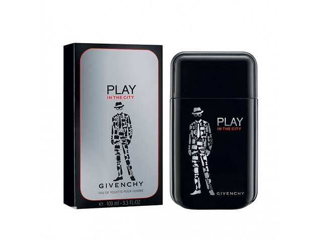купить бу Givenchy Play In The City в Киеве