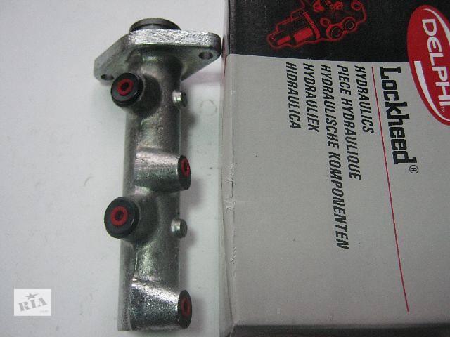 бу Главный тормозной цилиндр Iveco 5912 Daily в Ковеле