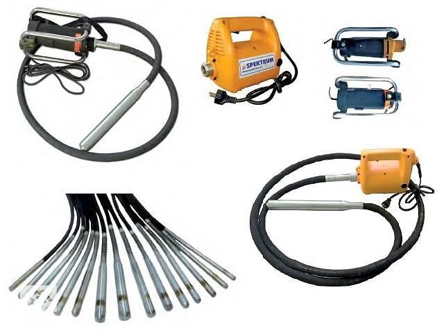 Глубинные вибраторы электромеханические ручные!- объявление о продаже  в Харькове