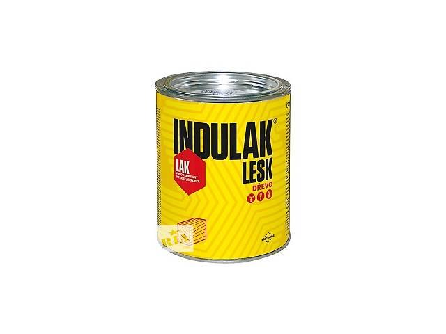 купить бу Глянцевый полиуретановый лак для дерева на водной основе INDULAK LESK, чешского производства. в Львове