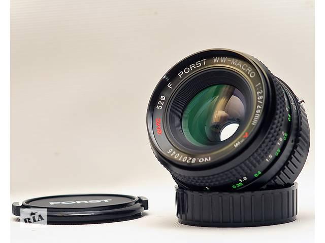 продам GMC F PORST WW-MACRO 28mm f2.8 X-M X-Fujinon (DM) бу в Новограде-Волынском