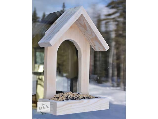 продам Кормушка для небольших птиц, оконная бу в Тернополе
