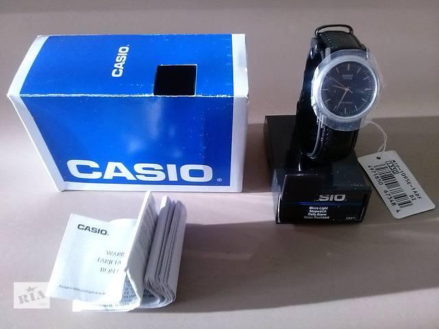 купить бу Годинник CASIO MTP-1095E-1A. в Тернополе