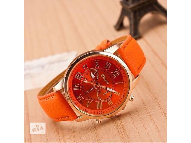 купить бу Часы женский классический Geneva в Львове