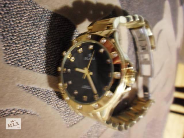 Годинник жіночий золотого кольору  SLAVA quartz water resist - объявление о продаже  в Яремче