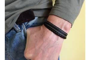 Нові Чоловічі шкіряні браслети