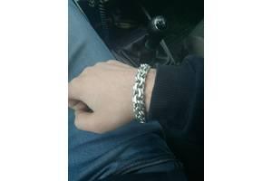 б/у Мужские браслеты из серебра