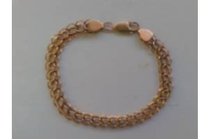 б/у Женские браслеты из золота