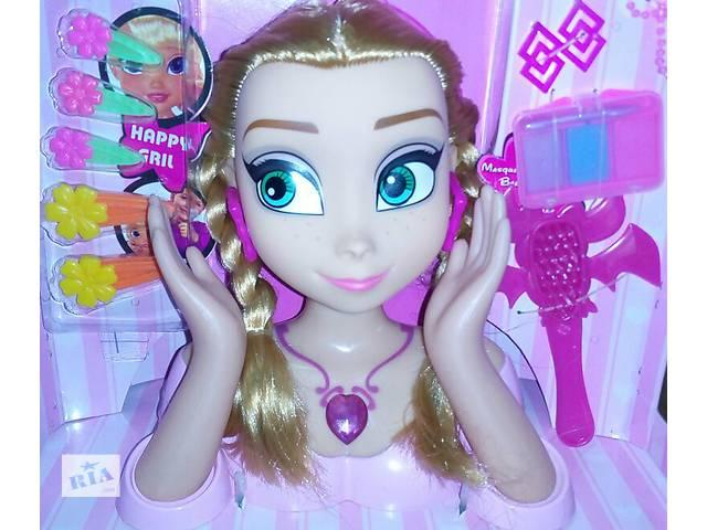 бу Голова куклы для причесок 8932-A4-A5 в Одессе