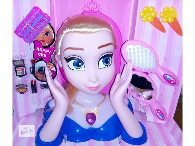 Голова куклы для причесок 8932-A4- объявление о продаже  в Одессе