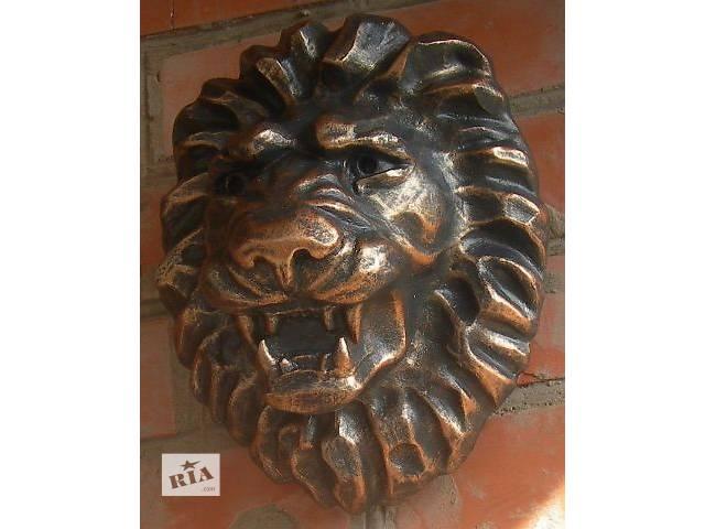 купить бу Декор для дома голова льва барельеф в Виннице