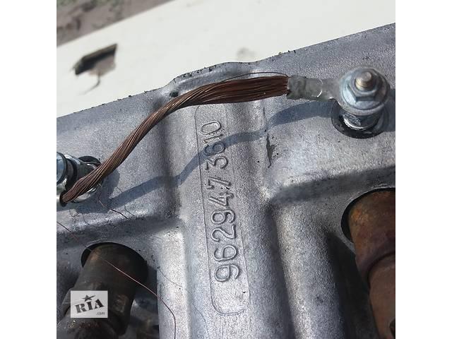купить бу Головка блока для  Peugeot Boxer 2.5 в Ковеле