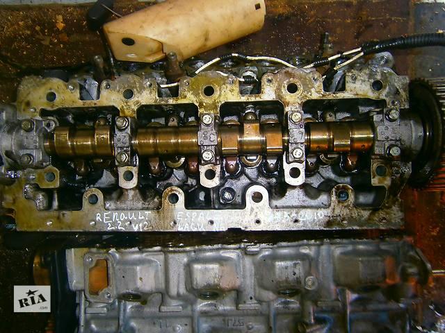 продам Головка блока Renault Laguna, Espace 2.2v12 бу в Виннице
