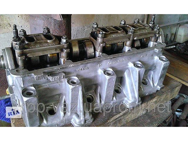 продам Головка блока цилиндра на ВАЗ 2108,2109,21099 обьем 1.5  бу в Каменском (Днепродзержинске)