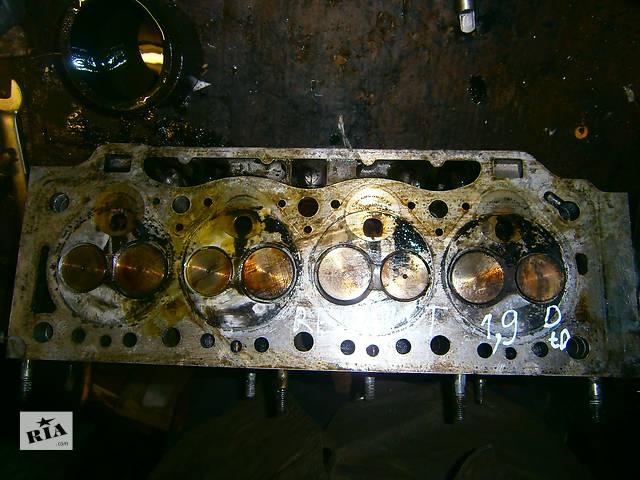Головка двигателя для Renault 1.9d-td - объявление о продаже  в Виннице