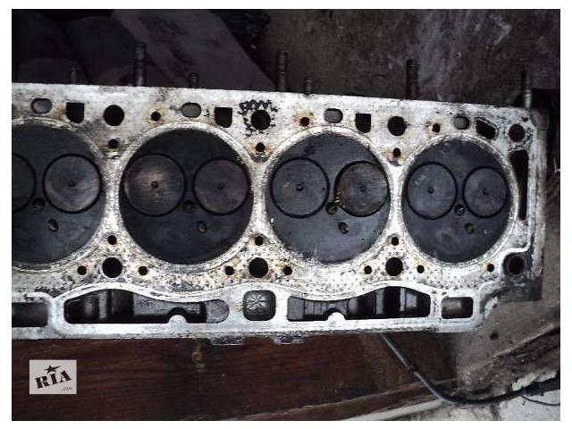 бу Головка (ГБЦ) Renault Kangoo Рено Кенго - 1.9 dti в Тернополе