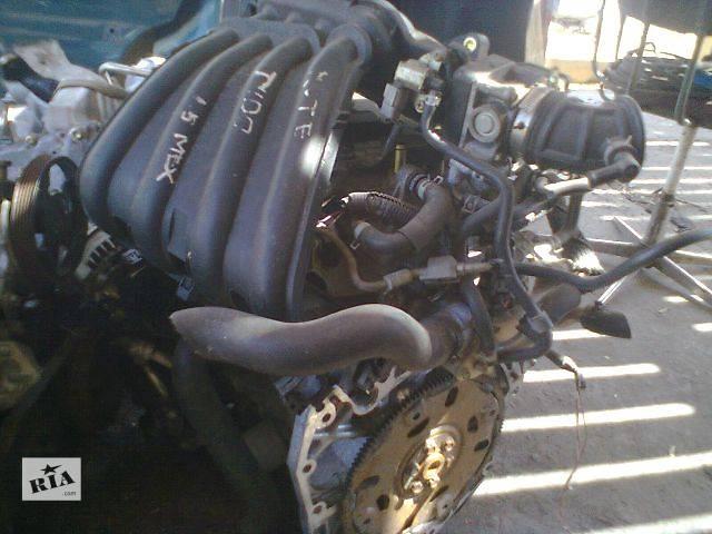продам Головка блока Nissan TIIDA 2006 год, 1.6 бензин, механика. бу в Киеве