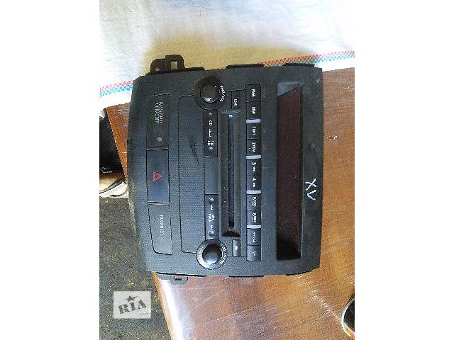 купить бу Головное устройство CD  Mitsubishi Outlander XL 2009 в Одессе