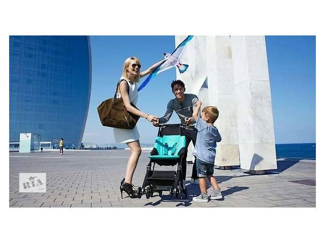 продам Good Baby Pockit Stroller коляска CBX книжка бу в Симферополе