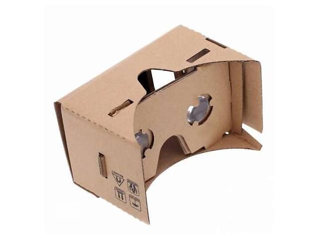 продам Google Cardboard (гугл картон) (VR очки) бу в Власовке (Кировоградской обл.)