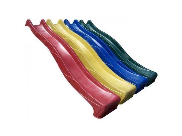 купить бу Горка детская пластиковая скользкая спуск 3 метра в Киеве