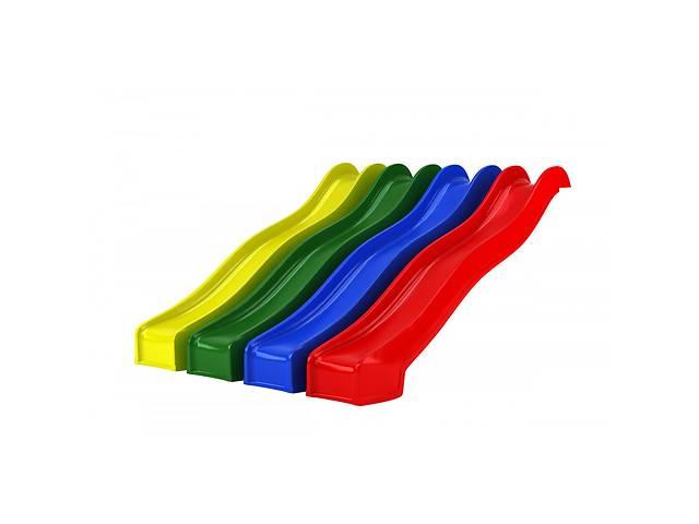 Горка детская пластиковая скользкая спуск 3м. Вся Украина!!- объявление о продаже  в Тернополе