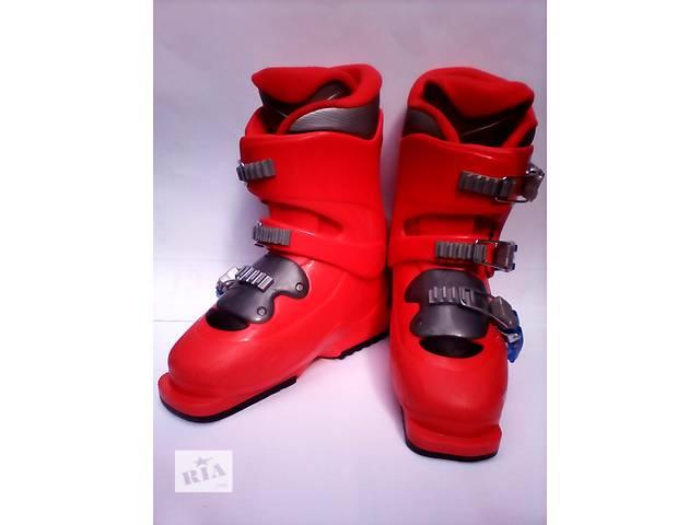 продам Горнолыжные ботинки Salomon Performa T3 35 р (22 см) бу в Мукачево