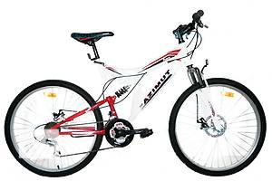 Новые Велосипеды-двухподвесы Azimut