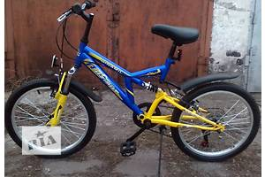 Нові Велосипеди-двопідвіси Azimut