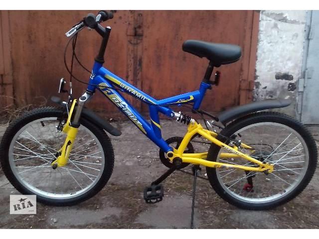 """продам Горный велосипед Azimut 20""""106-G-1 Dinamic(детский) бу в Запорожье"""