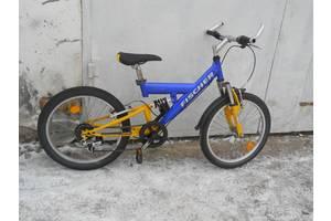 б/у Велосипеды подростковые Fischer