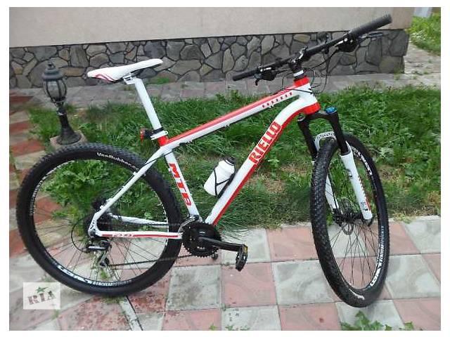 купить бу Горный велосипед Riello mtb 29' в Черновцах