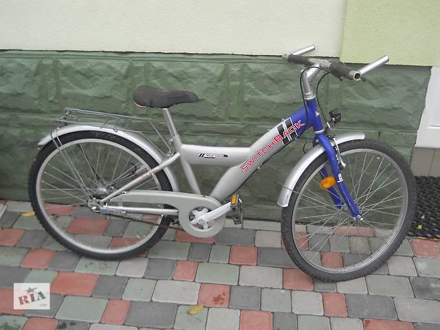 бу Горный велосипед Swith Back 24 колеса 3 скорости на планитарке в Хмельницком