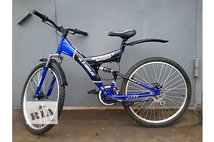 Горный двухподвесный велосипед Azimut Sprint-26 D