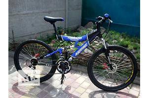 Горный двухподвесный велосипед Azimut Tornado 26 GD