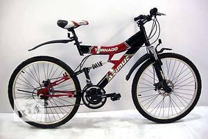 Горный подростковый велосипед azimut tornado 24