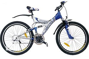 Горный велосипед двухподвесный Azimut Sprint 26 DFRD