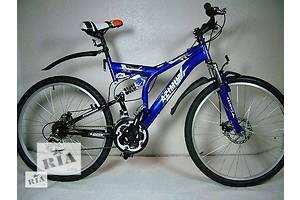 Горный взрослый велосипед AZIMUT FUSION 26 FR-D