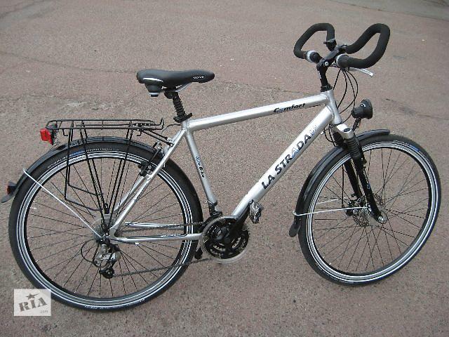 Городской велосипед La Strada- объявление о продаже  в Киеве