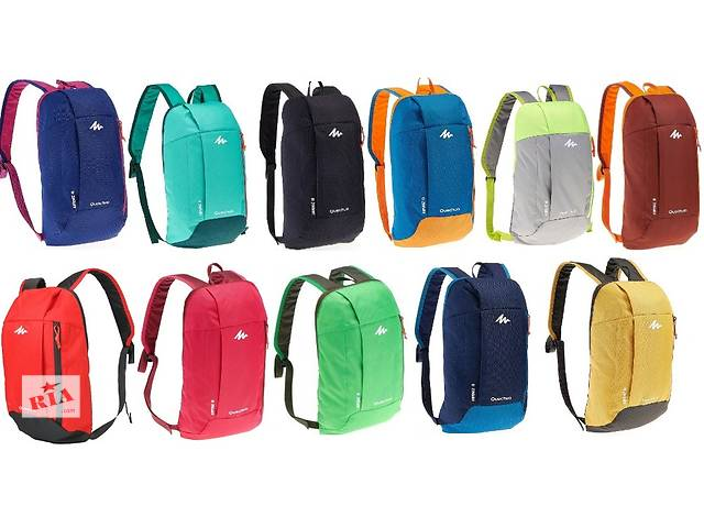 Хит сезона! Городские рюкзаки 10 л. Quechua ARPENAZ в магазине Supersumka.com.ua- объявление о продаже  в Киеве