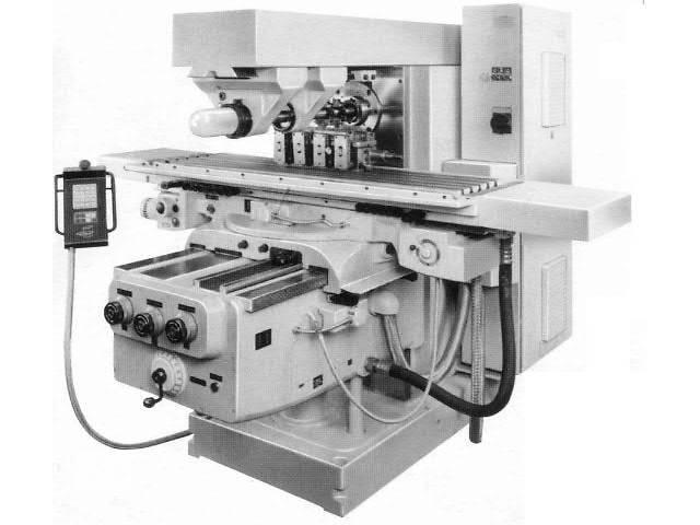 Горизонтальный консольно-фрезерный станок FU450MR (аналог 6Т83)- объявление о продаже  в Чернигове