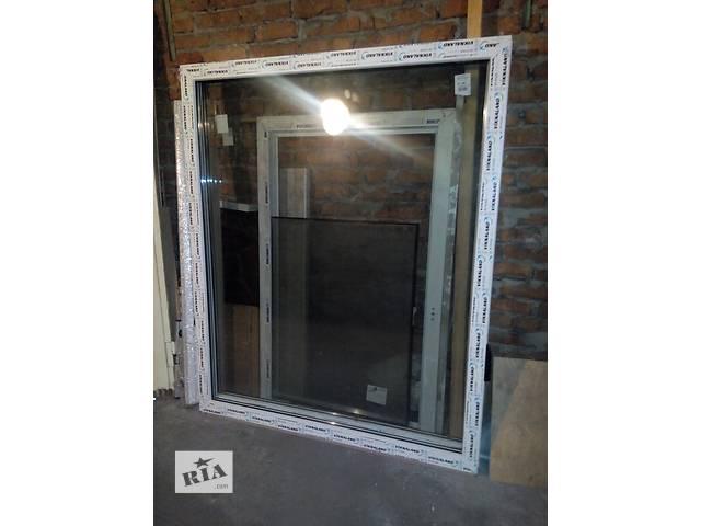 Металлопластиковые окна 1300Х1580 мм.- объявление о продаже  в Харькове
