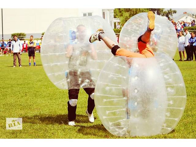 купить бу Готовый бизнес БАМПЕРБОЛ ZORB футбол в шарах в Чернигове