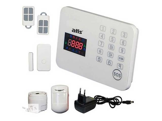 купить бу Готовый комплект беспроводной GSM сигнализации ATIS Kit-GSM120  в Украине