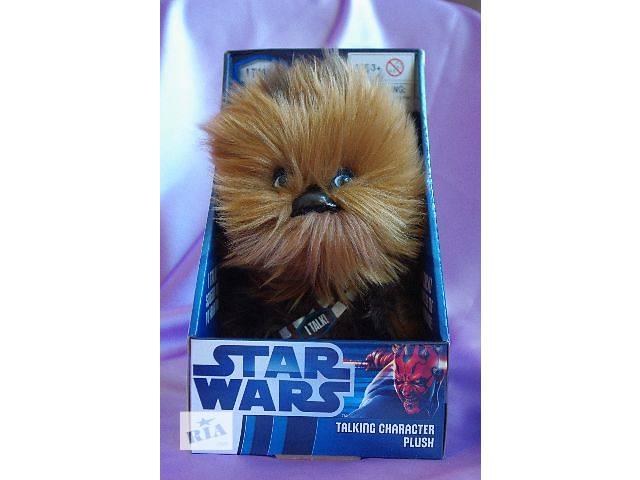 Говорящая мягкая игрушка Чубакка Звездные войны- объявление о продаже  в Киеве