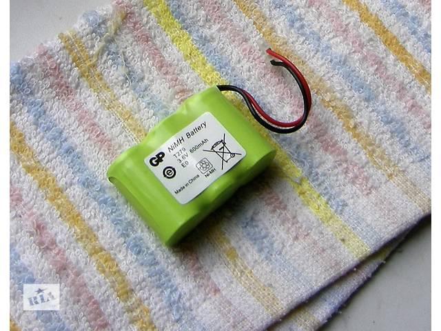 GP аккумулятор - T279 NiMH, 600mAh, 3.6V для радиотелефона- объявление о продаже  в Одессе